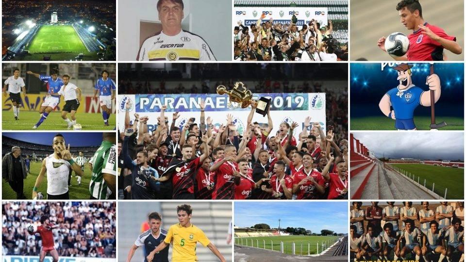Vai começar! Veja 17 motivos inusitados para acompanhar o Paranaense 2020