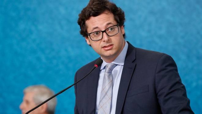 Secretário Especial de Comunicação Social, Fábio Wajngarten.