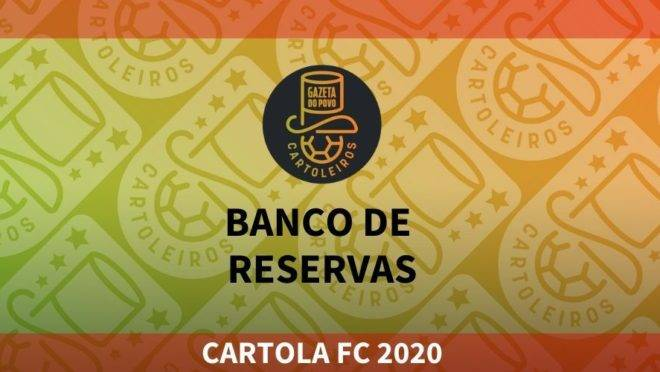 Banco de reserva no Cartola