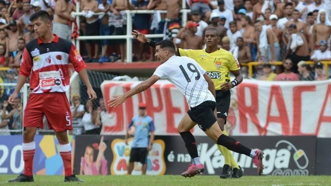 Furacão avançou na Copinha com gol nos instantes finais