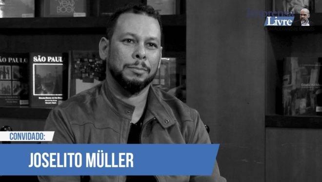 Joselito Müller em entrevista para Alexandre Borges, na Gazeta do Povo