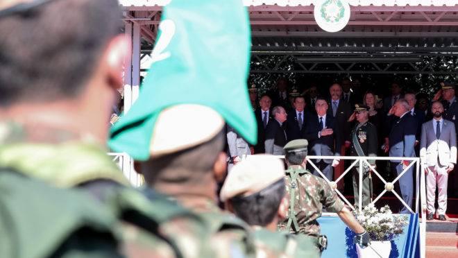 Pensão de filhas de militares: Bolsonaro
