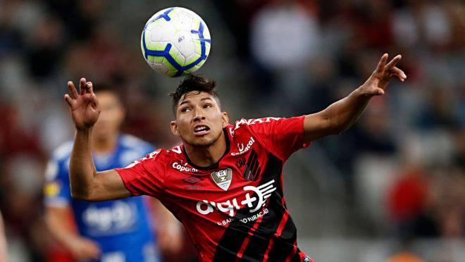 Rony disputou 49 jogos pelo Athletico no ano passado.