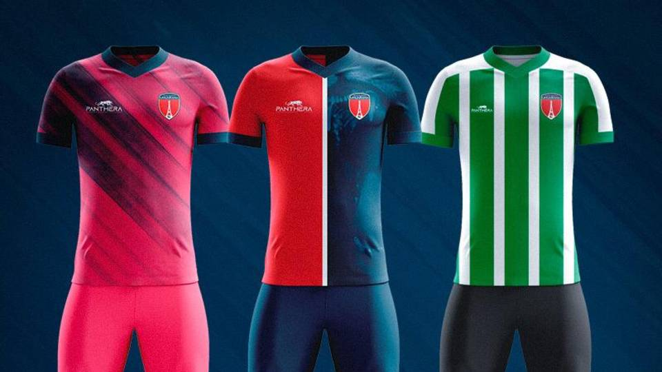 Clube lança uniformes em homenagem aos rivais Athletico, Coritiba e Paraná