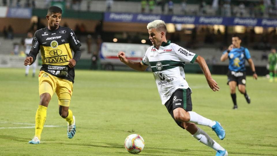 Após empréstimos e lesão séria, Galdezani volta com elogios ao Coritiba