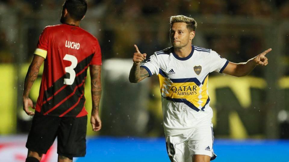 Athletico perde amistoso para o Boca na Argentina