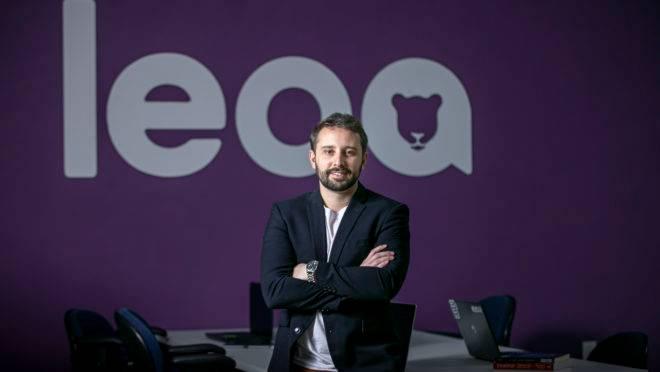 Eduardo Canova  é CEO da fintech Leoa.