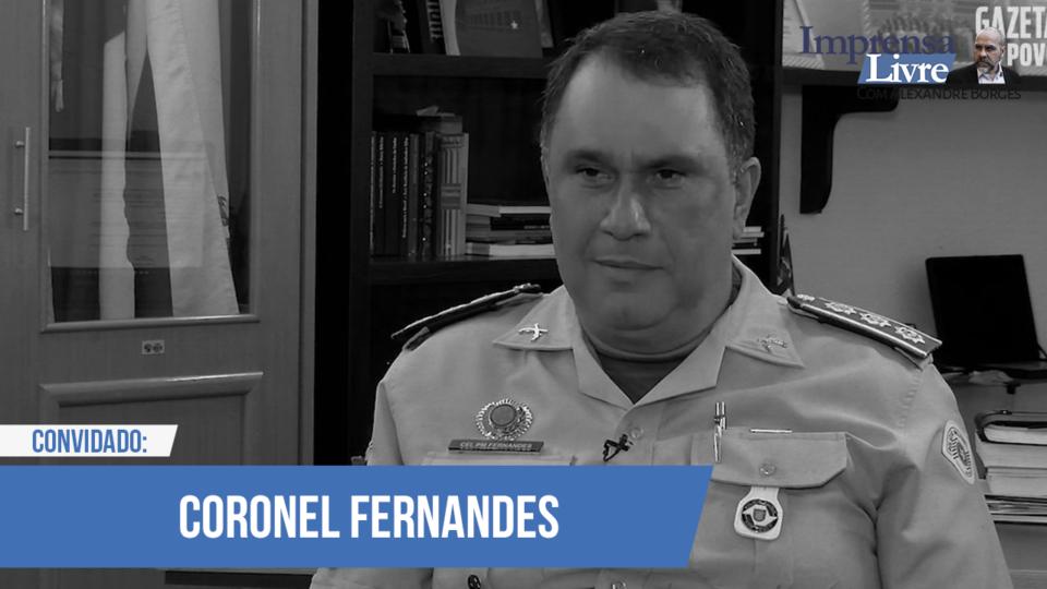 """Coronel Fernandes: """"Vivemos em uma sociedade punitivista"""""""