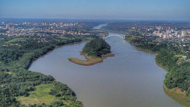 Imagem de Foz do Iguaçu: Tríplice Fronteira tem segurança reforçada.