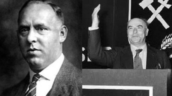 As bases da ligação entre o nazismo e o comunismo estão na atuação dos irmãos Gregor e Otto Strasser.