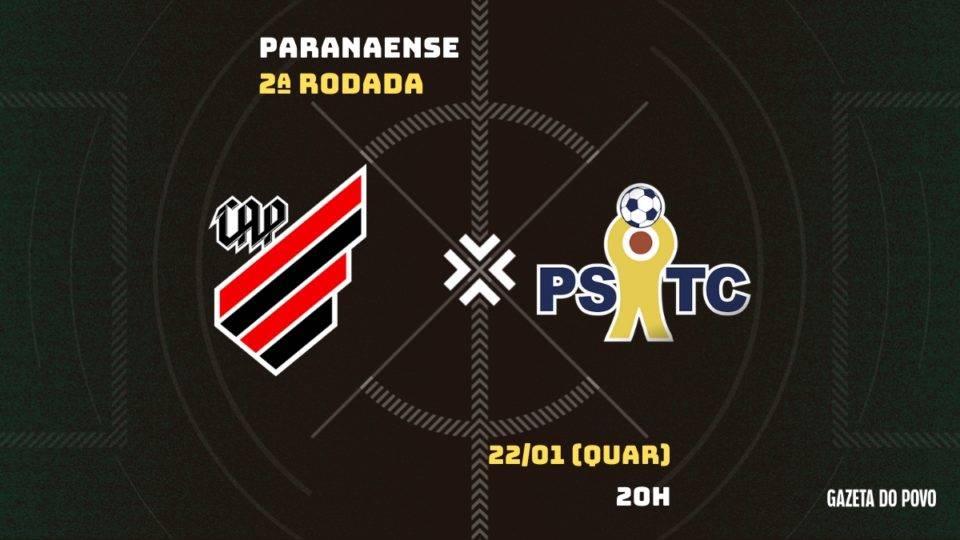 Athletico estreia na Arena e busca manter os 100% de aproveitamento. Tudo do jogo!