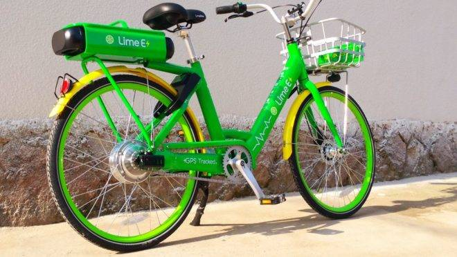 Limebike: startup do Vale do Silício se inspira no copy from China.
