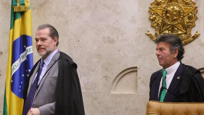 Luiz Fux derrubou liminar de Dias Toffoli e suspendeu a implementação da figura do juiz de garantias por tempo indeterminado