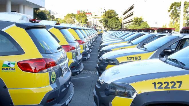 Manutenção da frota de veículos do Paraná será feita pela Maxi Frota por mais seis meses.