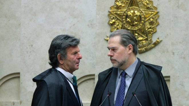 Luiz Fux derrubou liminar de Dias Toffoli e a implementação do juiz de garantias está suspensa por tempo indeterminado