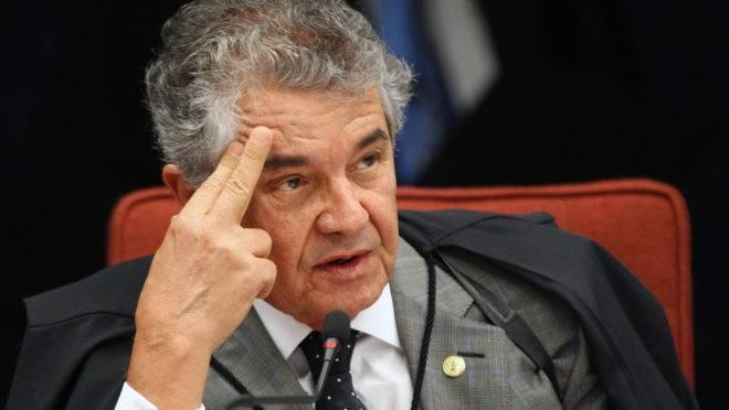 Marco Aurélio fez recomendações para execução penal
