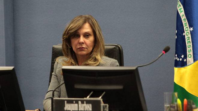 Lindora Maria Araújo, nova chefe da Lava Jato