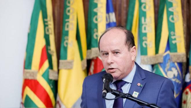 O ex-reitor da Universidade Mackenzie, Benedito Guimarães Aguiar Neto.