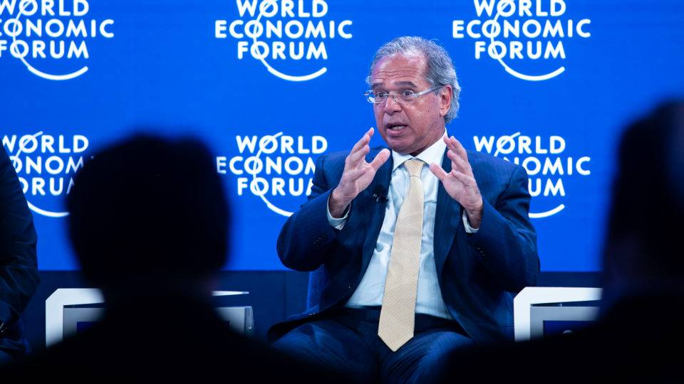 Qual foi a imagem do Brasil em Davos para os estrangeiros