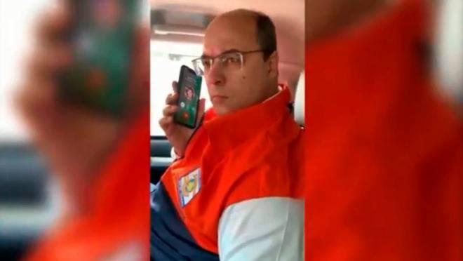 Resultado de imagem para Wilson Witzel divulga ligação  vice Hamilton Mourão em seu twitter