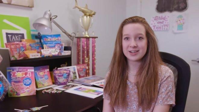 Ao perceber que faltava no mundo um doce que não fizesse mal aos dentes das crianças, Alina Morse investiu U$3.500 e criou uma empresa milionária.
