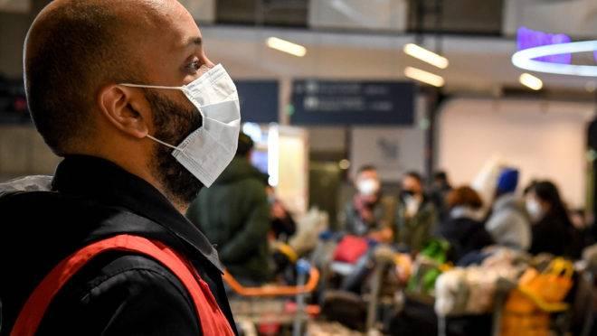 Faltam máscaras no Centro de São Paulo