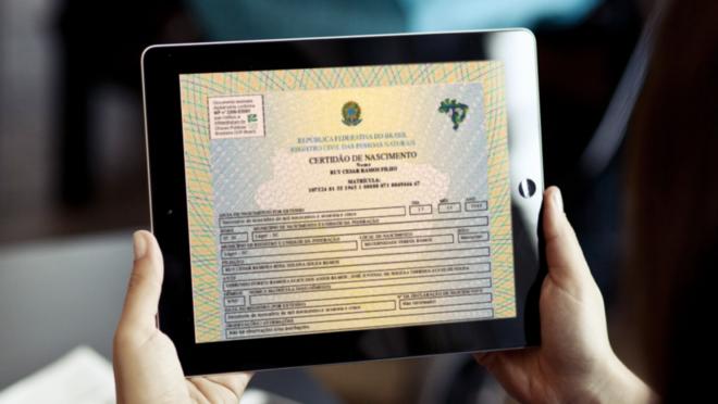 Portal disponibiliza certidões de Nascimento, Casamento e Óbito de todo o Estado do Paraná