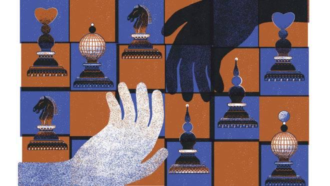 Como a teoria dos jogos explica a polarização política e a democracia