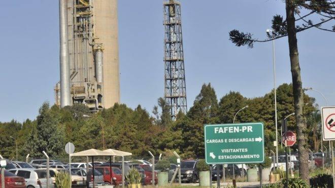 Fábrica de fertilizantes da Petrobras em Araucária será fechada