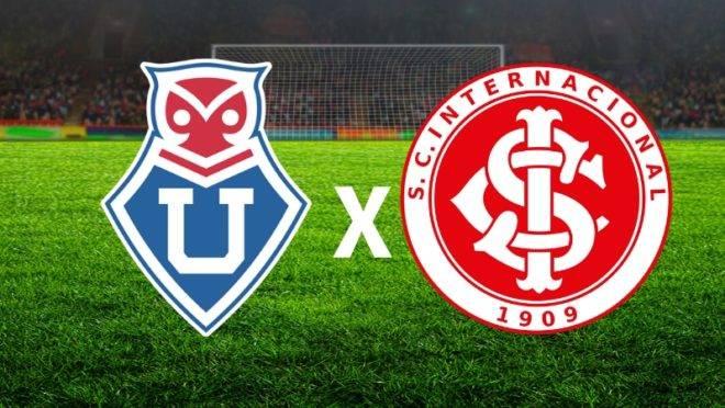 Universidad de Chile x Internacional: como assistir o jogo pela Libertadores 2020