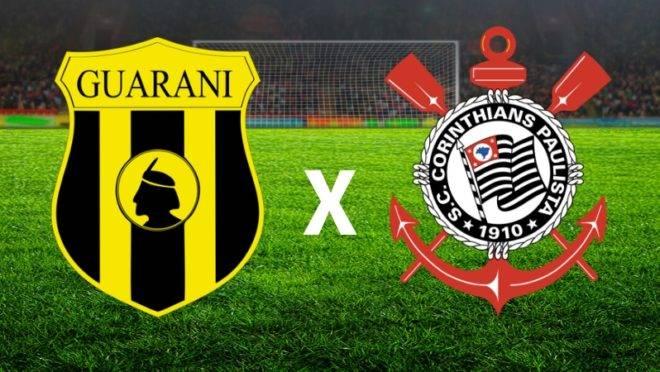 Guaraní-PAR x Corinthians: como assistir o jogo pela Libertadores 2020