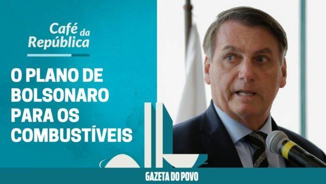 Gasolina na fogueira: a briga do combustível entre Bolsonaro e governadores