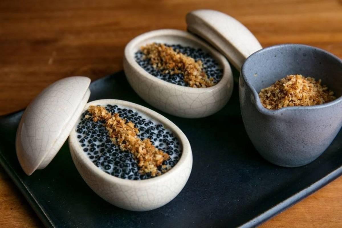 Ovo & Caviar Clarisse. Foto: Reprodução/Facebook