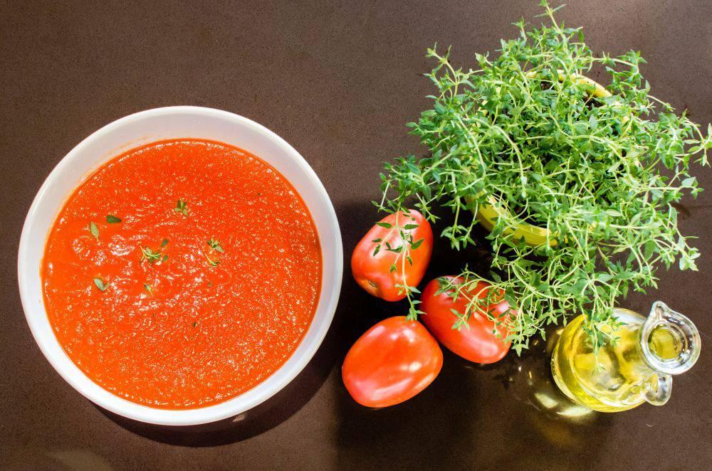 Molho de tomate costuma levar um toque de sal. Foto: Divulgação