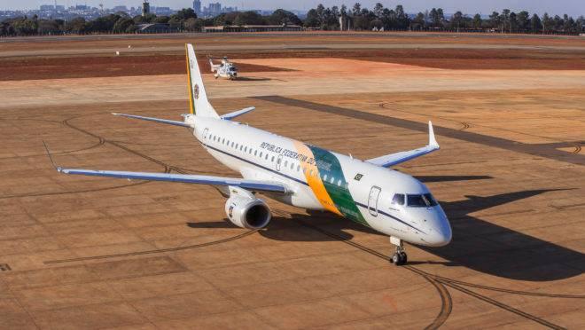 Projeto para restringir uso de aviões da FAB parece brincadeira