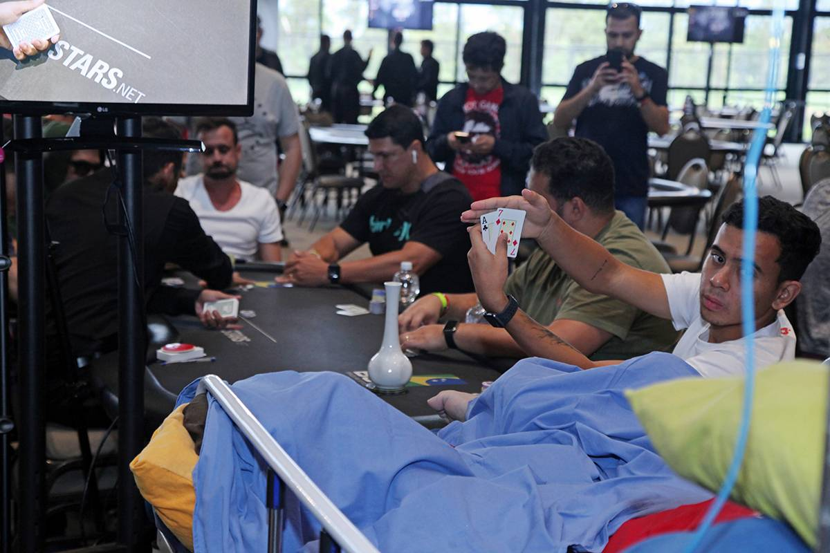 Divulgação/BSOP/Super Poker