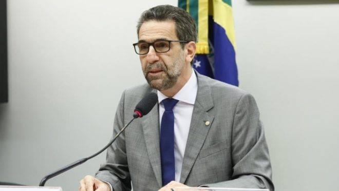 Deputado federal Enio Verri (PT-PR), líder do PT na Câmara.