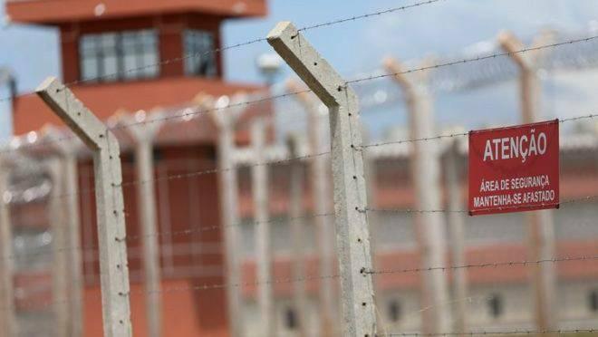 Marcola está preso na Penitenciária federal de segurança máxima de Brasília