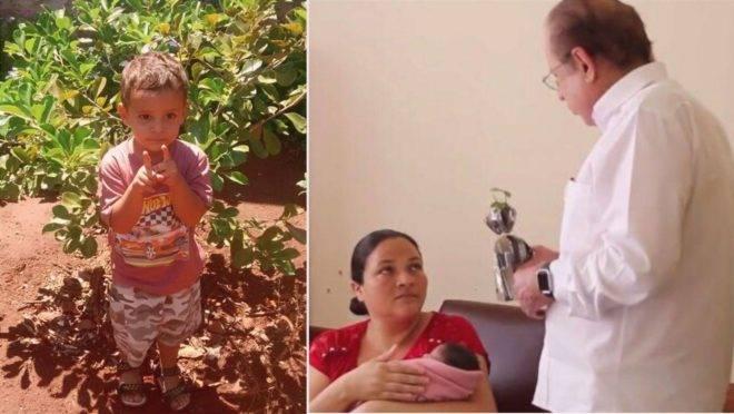 Obstetra já doou mais de 6 mil mudas de árvores para bebês que trouxe ao mundo
