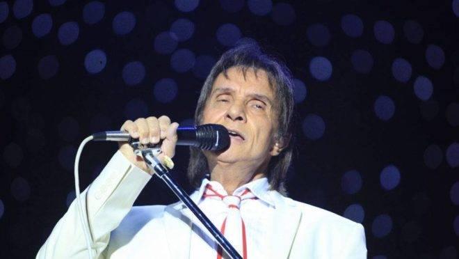 Cantor Roberto Carlos
