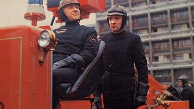 """Cena do filme """"Fahrenheit 451"""", de François Truffaut"""