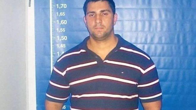 Ex-capitão Adriano da Nóbrega