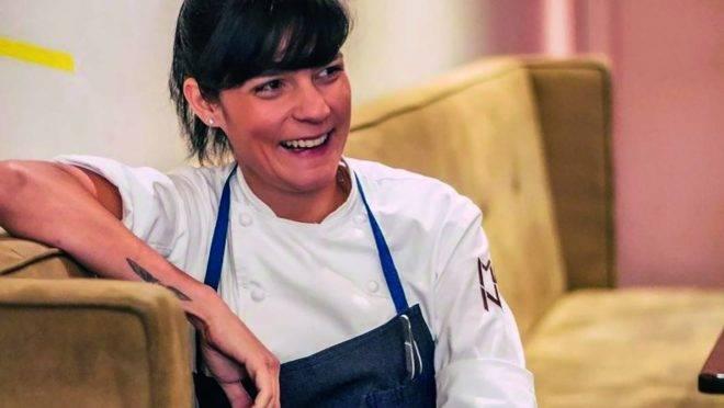 Manu Buffara faz parte do júri do San Pellegrino Young Chef.