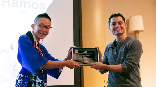 Startup de Goiânia, Mindify foi prata no 10º Concurso Aberto de Inovação de Tóquio.