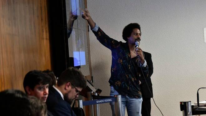 Hans River do Rio Nascimento depôs na CPI das Fake News na terça-feira (11)