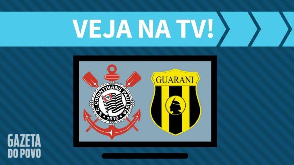 Corinthians x Guaraní-PAR: como assistir o jogo pela Libertadores 2020