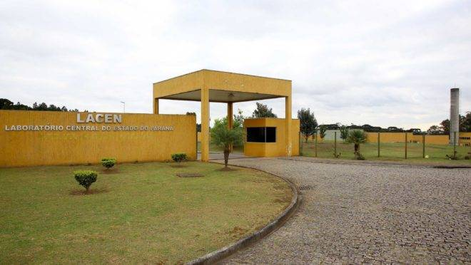 Exames preliminares foram realizados pelo Lacen