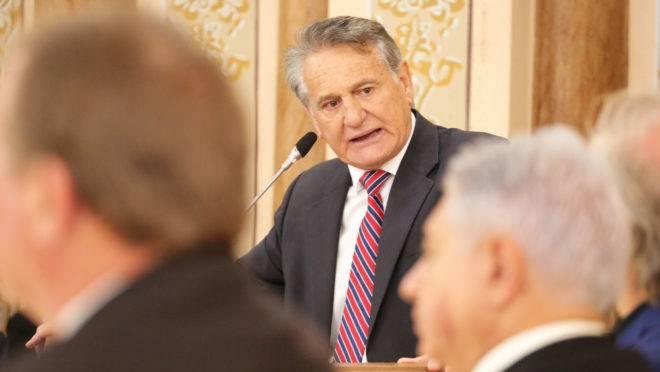 Presidente Sabino Picolo diz que arrecadação não suporta aumentos
