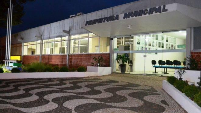 Prefeitura de Prudentópolis.