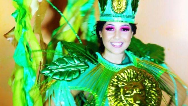 A erva-mate é um dos produtos homenageados pela enamorados do samba.